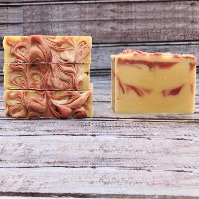 Papaya Face & Body Soap